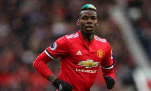 Paul Pogba has had a strained relationship with José Mourinho this season and has been dropped by Manchester United's manager.