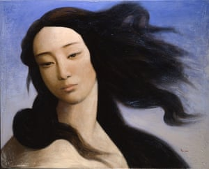 Venus after Botticelli, 2008 by Xin Yin.