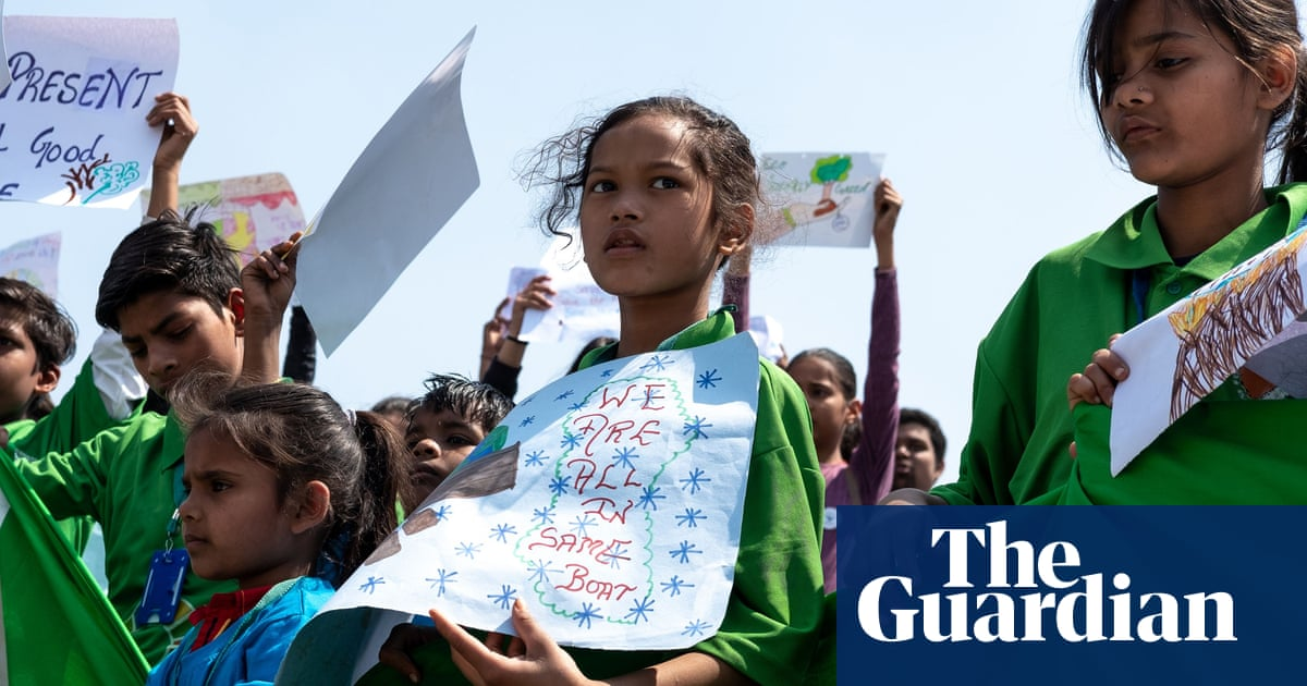 Climate crisis: rich countries falling short on vow to help poorer ones