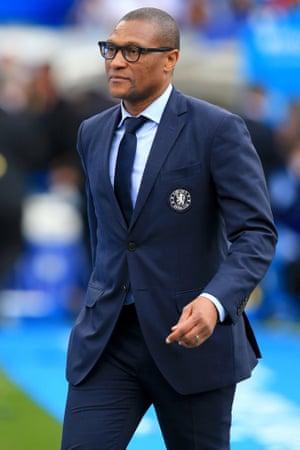 Chelsea's technical director Michael Emenalo