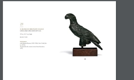 Lot 25 in the Christie's sale.