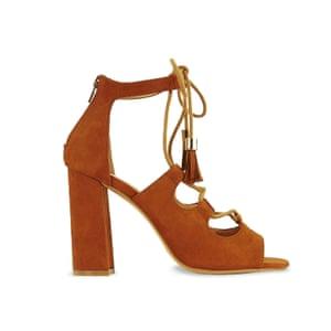Block heel, £30, very.co.uk