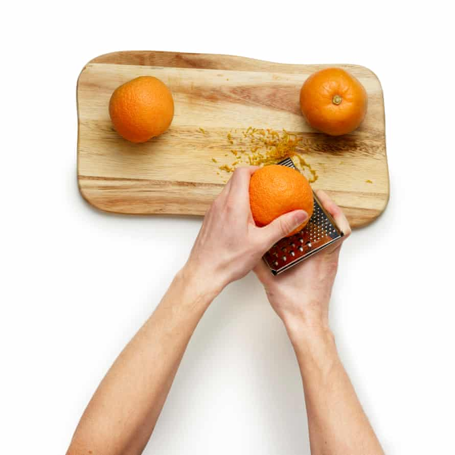 Felicity Cloake's perfect orange curd 2