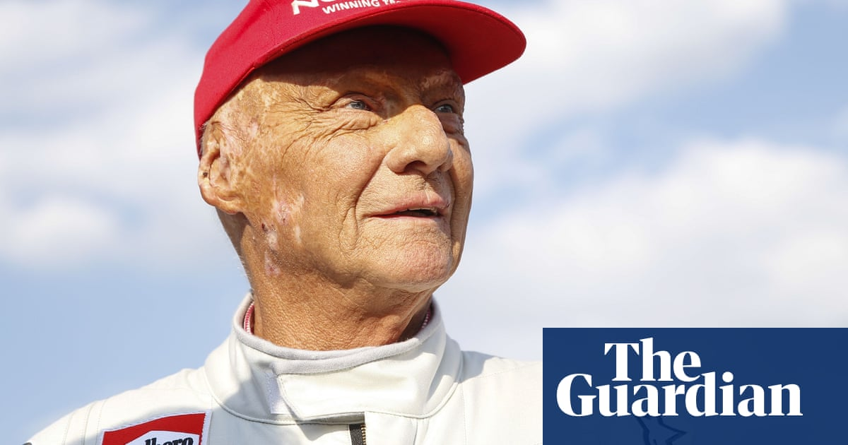 Niki Lauda Recovering From Successful Lung Transplant In Vienna