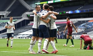 An easy win for Spurs against Wolves in North London.