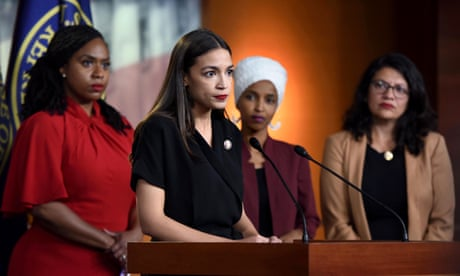 House passes resolution officially condemning Trump's racist attack on congresswomen – as it happened