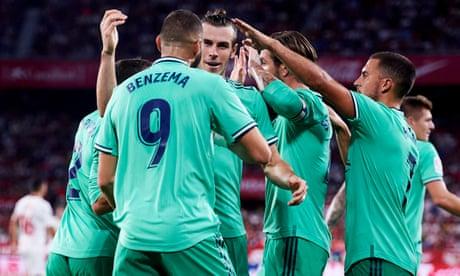 Sevilla 0-1 Real Madrid: La Liga – live!