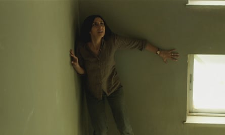 Narges Rashidi in Under the Shadow, the outstanding feature debut of Babek Anvari.