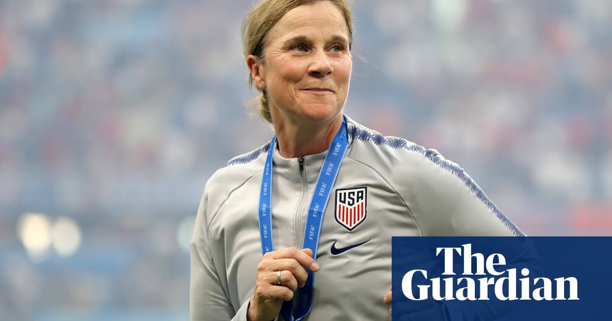 Jill Ellis can be proud of legacy as she steps down as USA manager