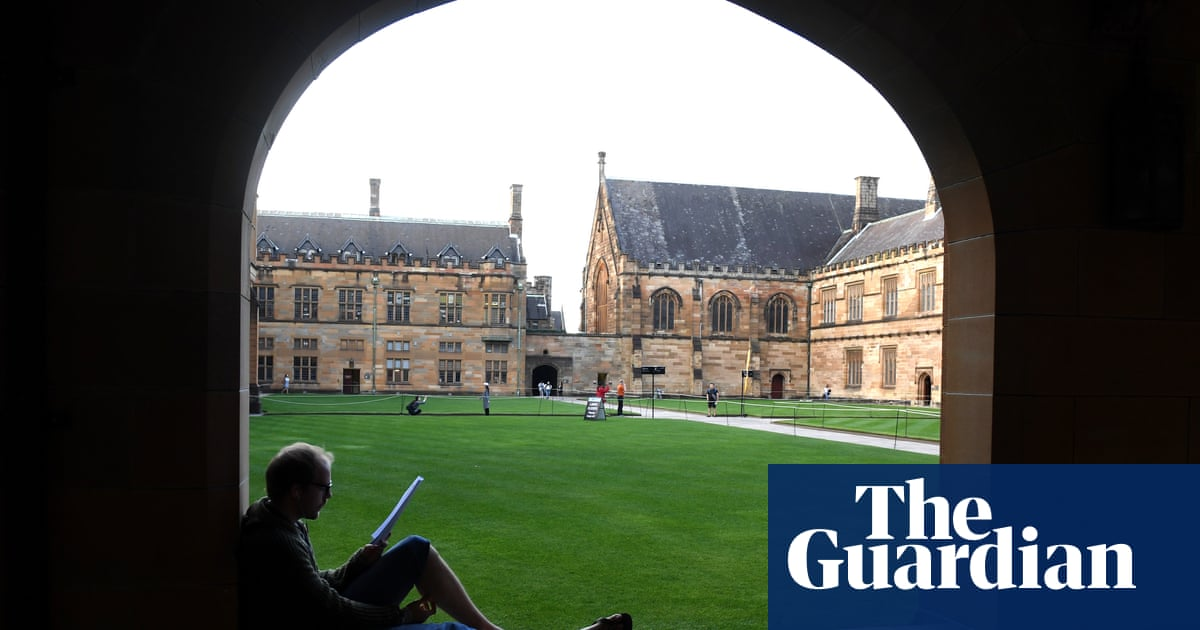 Sydney University staff warned against being 'naive' on