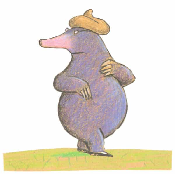 From The Story of the Little Mole Who Knew It Was None of His Business.