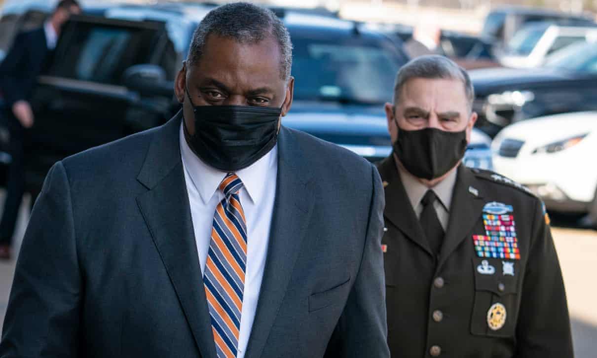 Defense Sec'y Austin demands sexual attacks reports