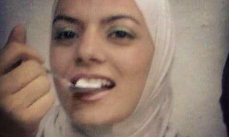 Syrian TV drama uses photo of real regime victim to represent murdered woman