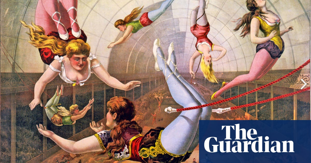 Top 10 books about circuses and spectacle