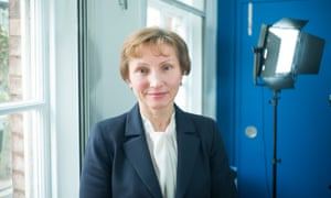 Marina Litvinenko in 2016. She has written to Boris Johnson that she intends to take legal action.