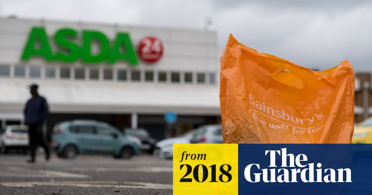 Sainsbury's and Asda to reveal details of shock £15bn merger
