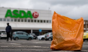 sainsbury and asda agree merger but mps warn that jobs are at risk