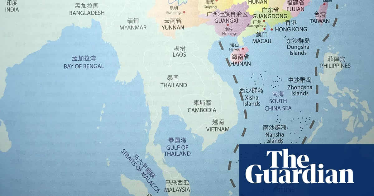 Textbook used in Victorian schools repeats Chinese government propaganda – The Guardian