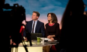 The Today hosts Karl Stefanovic and Lisa Wilkinson.