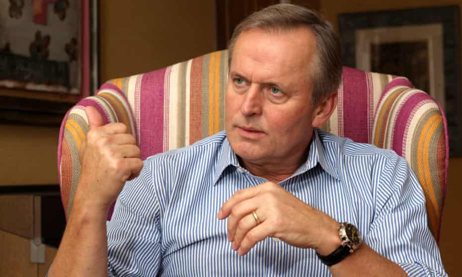 John Grisham's new book has a 'lightness of touch and humour which is very welcome'.