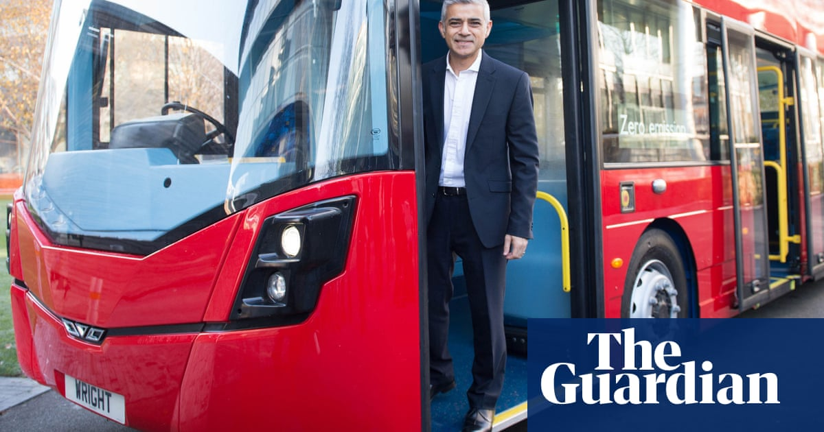 London mayor unveils plan to tackle 'climate emergency'
