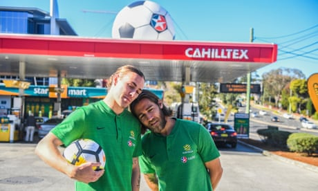 World Cup Fiver   Australia's proud and totally sacrosanct national football team