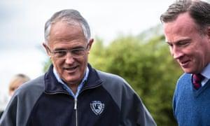 Malcolm Turnbull Reveals Plan To Expand Tasmania S Hydro