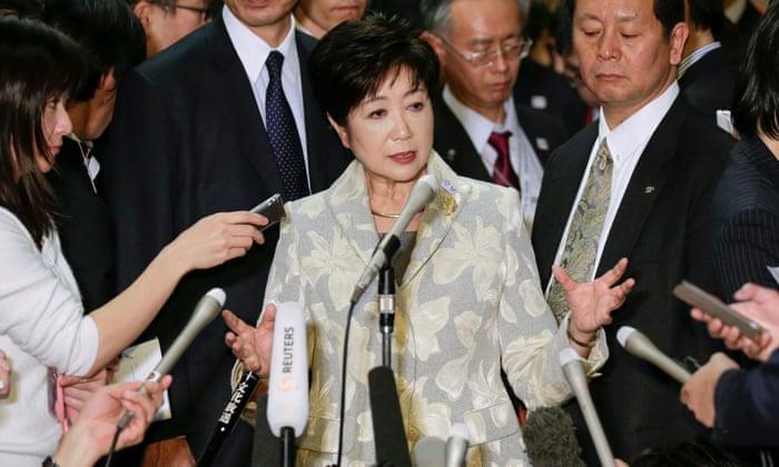 Tokyo forplikter seg til å holde 2020 olympiske rovhendelse i hovedstaden