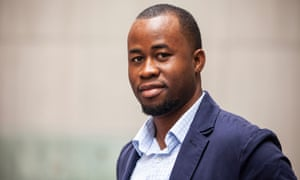 Chigozie Obioma: 'Books don't have to change people's lives as much as touch something in them.'
