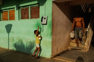 """Andrea Torrei (single image winner) La Libreta Trinidad, Cuba 2015. Early morning. For their food intake, many families rely on """"la libreta"""" (supplies booklet), a rationing system of food instated in 1962."""