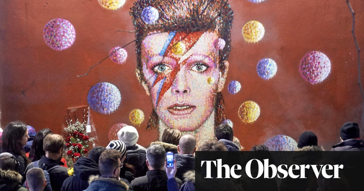 Human, alien, other: Why we're all still in love with David Bowie
