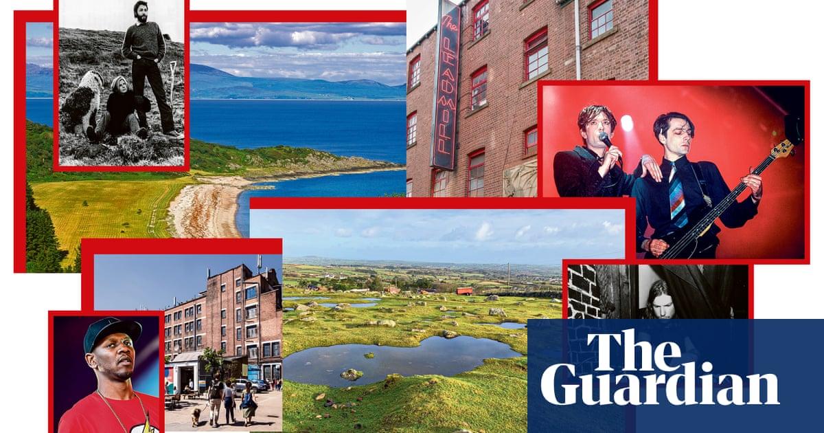 UK pop pilgrimages: from Paul McCartney's Kintyre to Giggs's Peckham