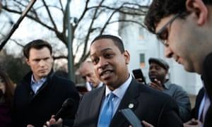 Less than a week ago Justin Fairfax had been tipped to become the next governor of Virginia.