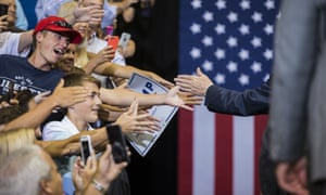 Voters put their trust in Donald Trump because they believed he could transform their lives.