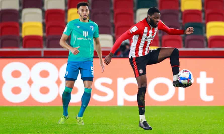 Josh Dasilva says: 'Everyone's on board, everyone's looking in the right direction' at Brentford.