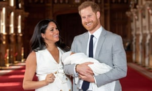 Prince Harry and Meghan, Duchess of Sussex: will they be freed from public duty?