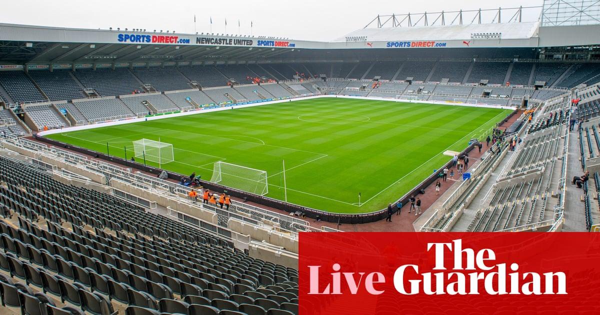 Newcastle United v Arsenal: Premier League – live!