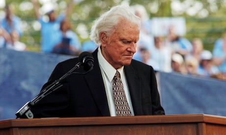 Billy Graham was on the wrong side of history