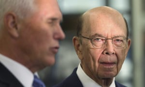 Wilbur Ross reportedly threatened firings at Noaa after the agency contradicted the president's false claim that Hurricane Dorian might hit Alabama.
