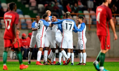 USA's new era starts with draw against European champions Portugal