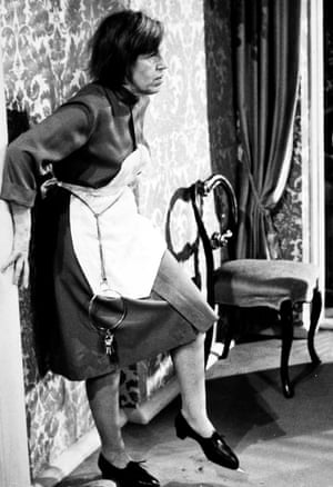 Real killer heels … Lotte Lenya as Rosa Klebb in From Russia With Love.