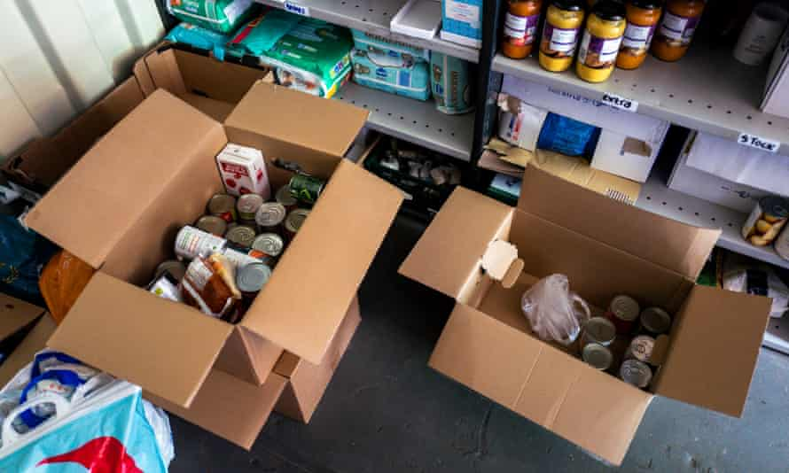 Bloody Good Period has been supplying menstrual products to food banks and community groups.