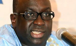 Papa Massata Diack is being searched for by Interpol.