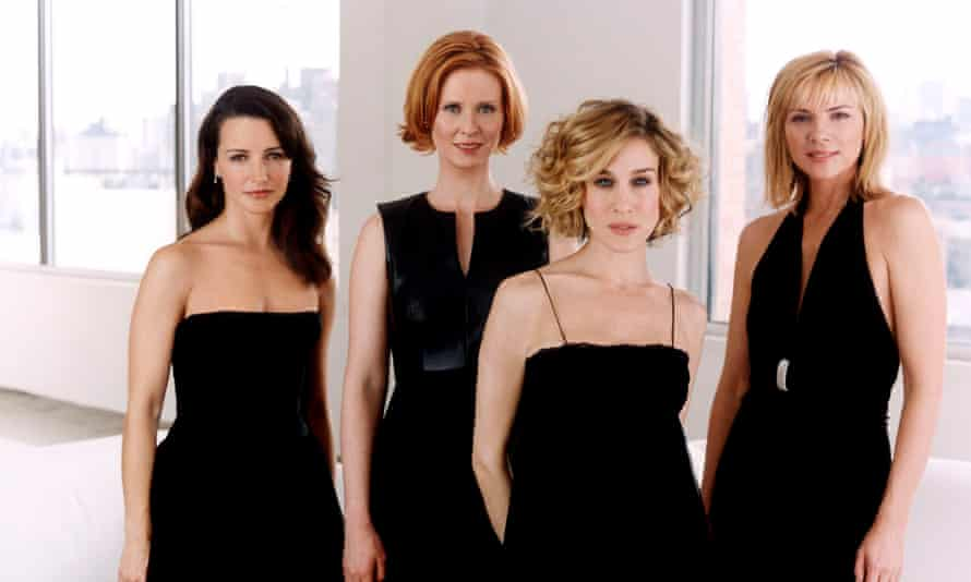 Are you a Charlotte, Miranda, Carrie or Samantha.
