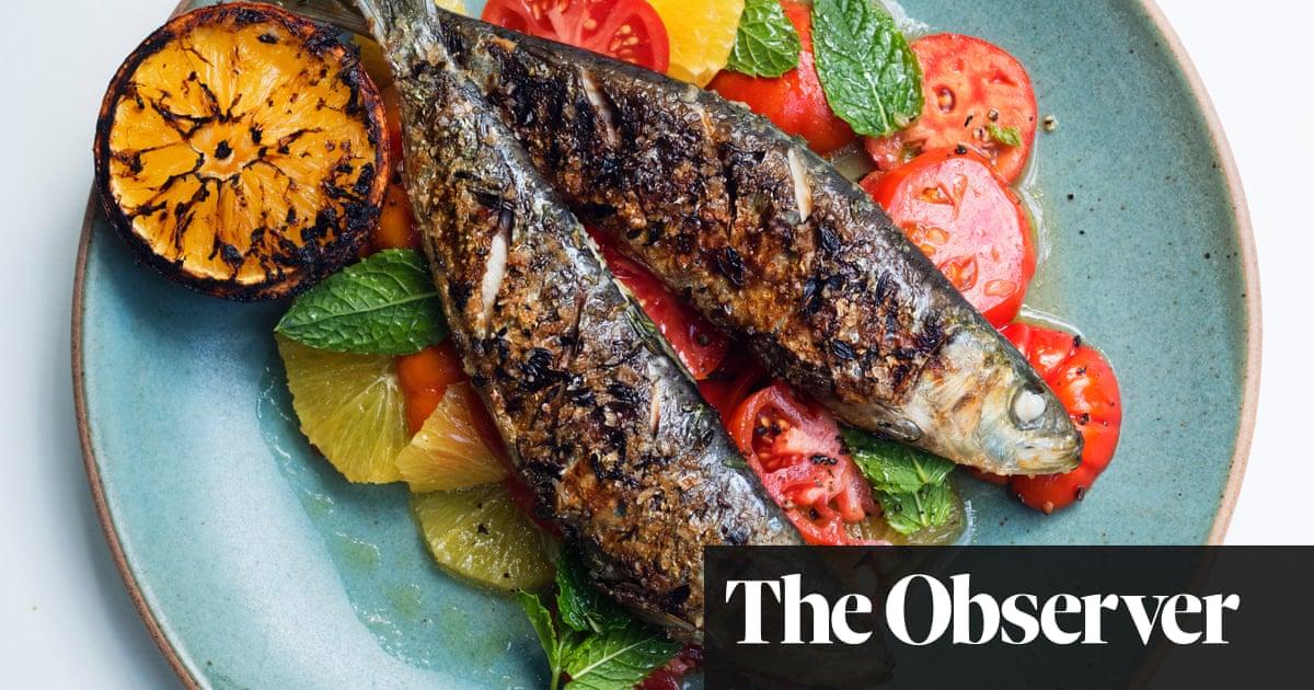 Nigel Slater's sardines with tomato and orange recipe | Food | The Guardian