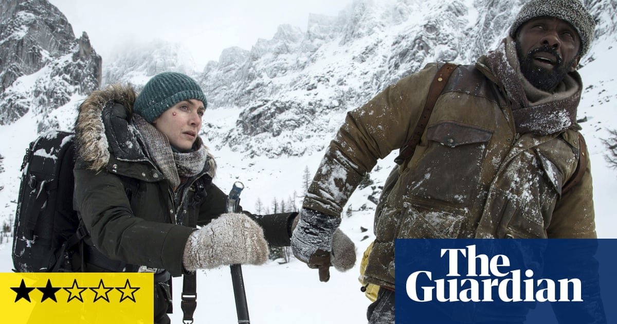 The Mountain Between Us review – inadvertently hilarious