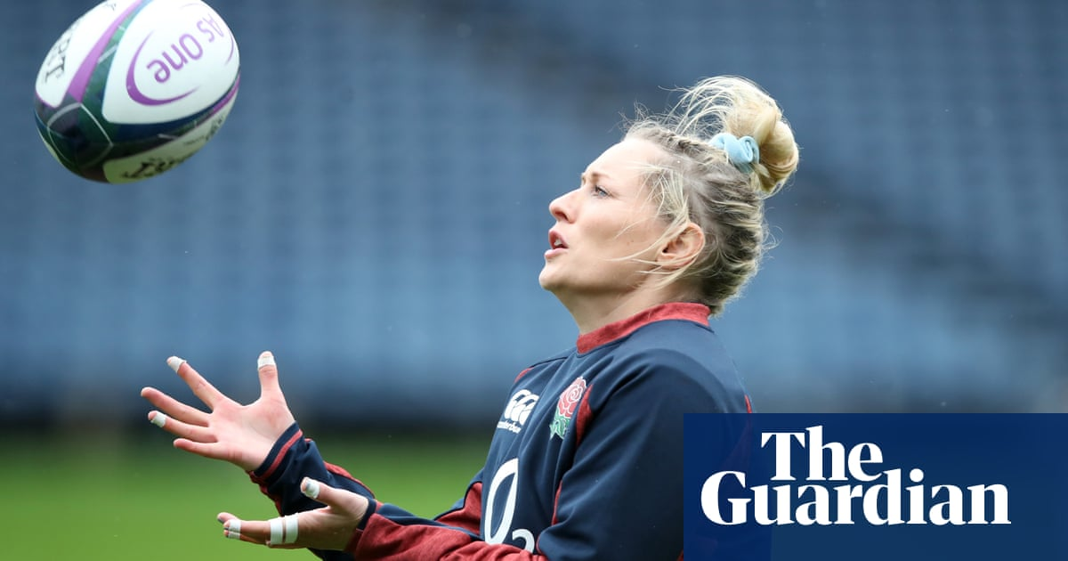 Natasha Hunt out of Englands Six Nations finale after positive Covid test