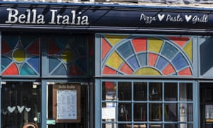 As well as Bella Italia, the group also owned Café Rouge, Las Iguanas and Belgo restaurant chains.