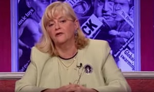 Anne Widdecombe is the only female politician to host Have I Got News For You