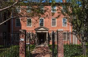 Wadsworth-Longfellow House, Portland, Maine, New England, USA.